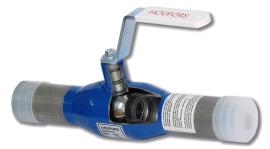 Клапан термозапорный КТЗ 001-80-Ф